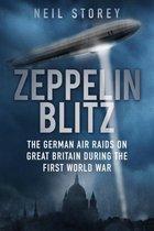 Boek cover Zeppelin Blitz van Neil R. Storey (Paperback)