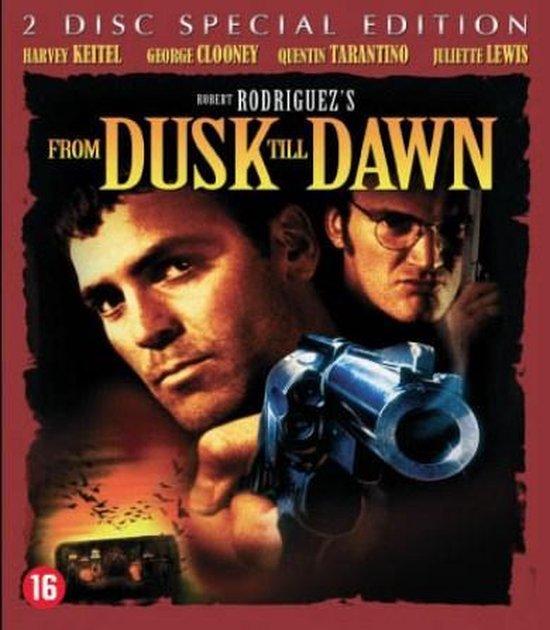 Cover van de film 'From Dusk Till Dawn'