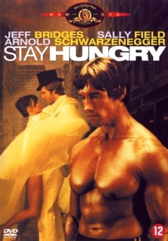 Cover van de film 'Stay Hungry'