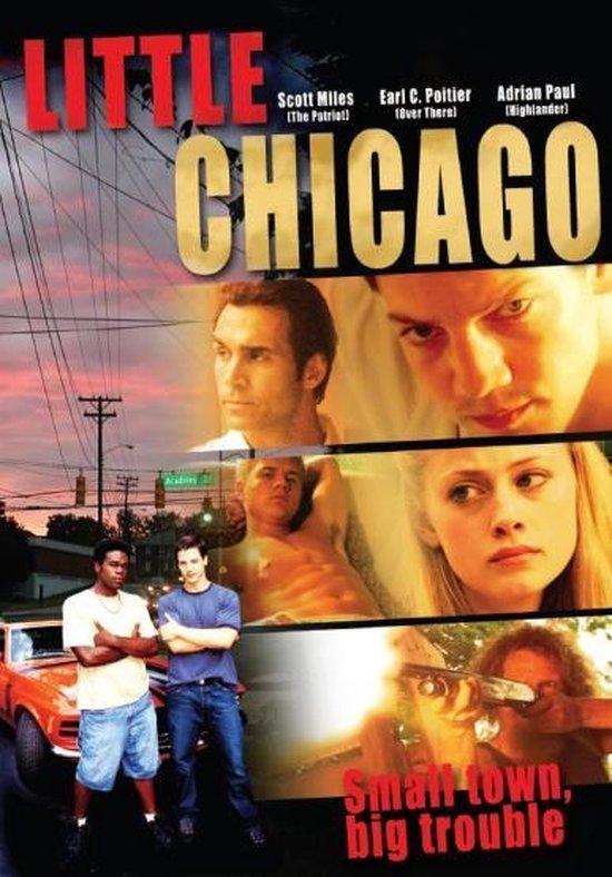 Cover van de film 'Little Chicago'