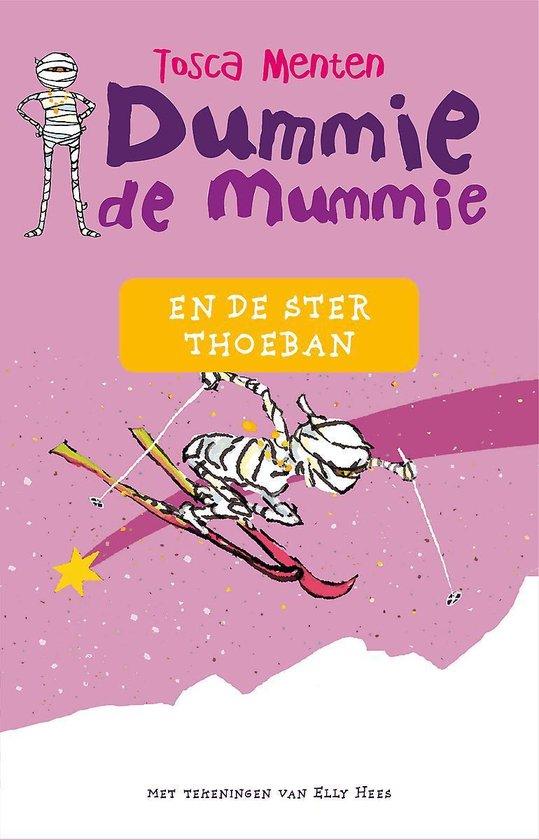 Afbeelding van Dummie de mummie 6 - Dummie de mummie en de ster Thoeban