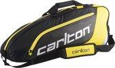 Carlton Speedbadmintontas - geel/zwart/zilver