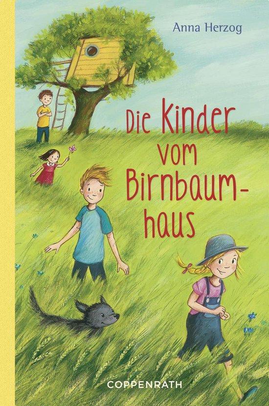 Boek cover Die Kinder vom Birnbaumhaus van Anna Herzog (Onbekend)
