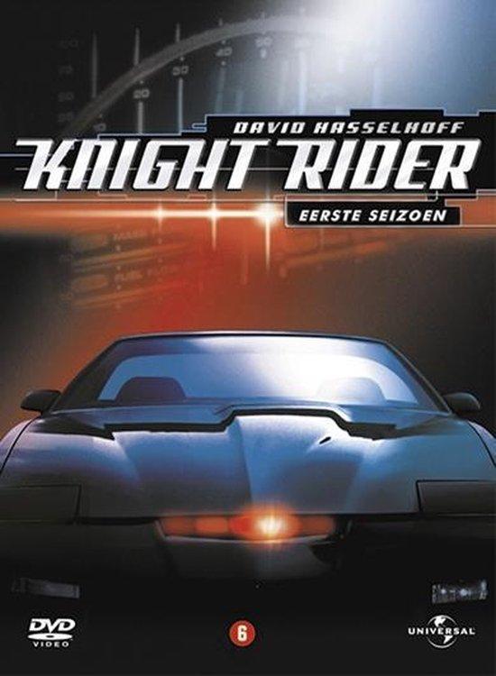 Cover van de film 'Knight Rider'