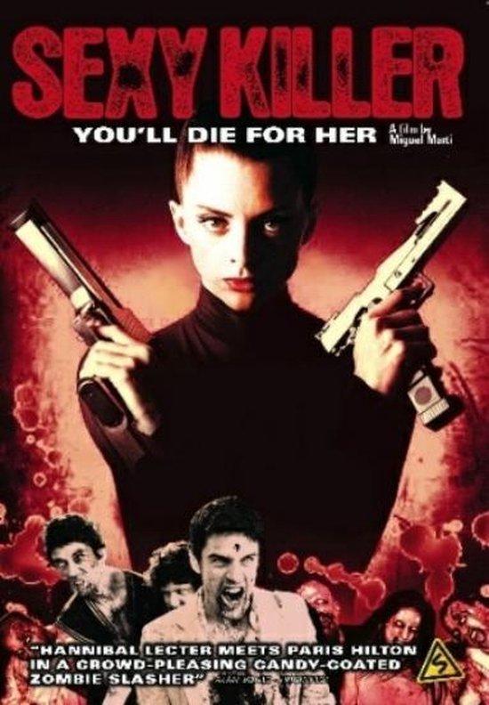 Cover van de film 'Sexy Killer'