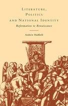 Literature, Politics and National Identity