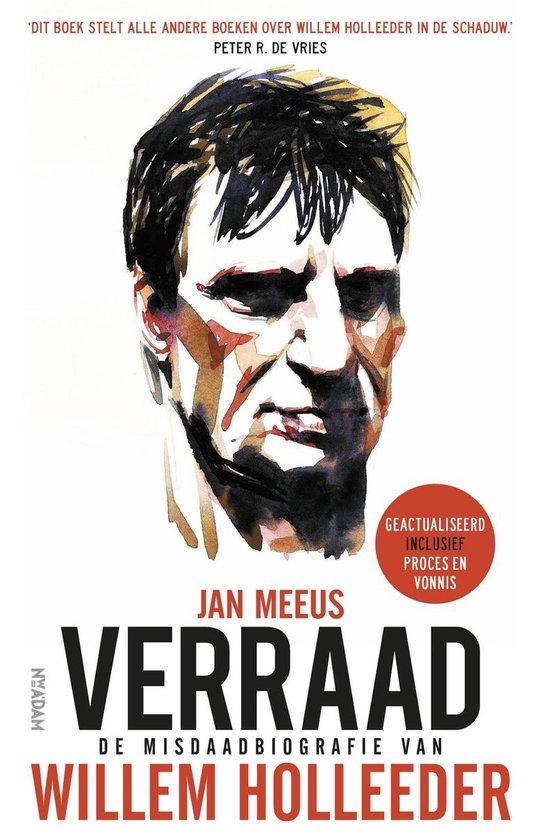Boek cover Verraad van Jan Meeus (Onbekend)
