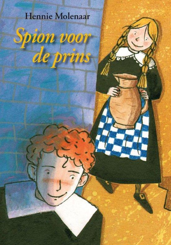 Spion voor de Prins - Hennie Molenaar | Readingchampions.org.uk