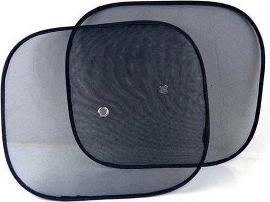 Zonnescherm Auto - Autoscherm - Zijruit - Kind - UV Protectie - 2 Stuks