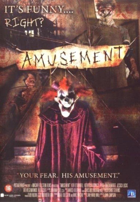 Cover van de film 'Amusement'