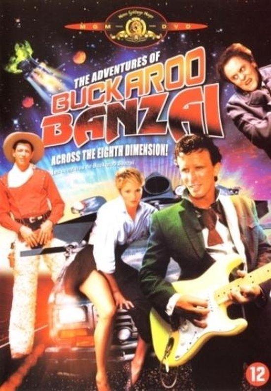 Cover van de film 'Adventures Of Buckaroo..'