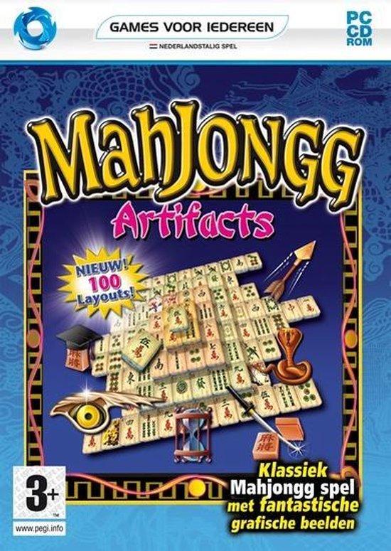 Mahjongg Artifacts – Windows