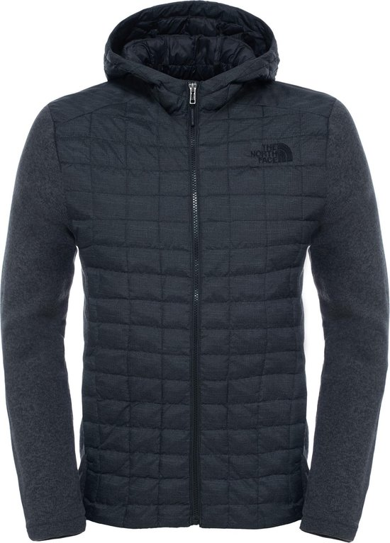 thermoball hoodie jas heren