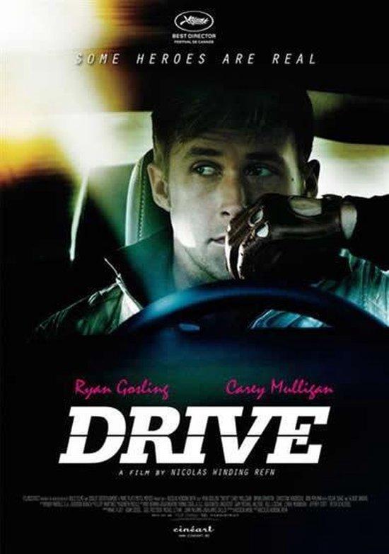 Cover van de film 'Drive'