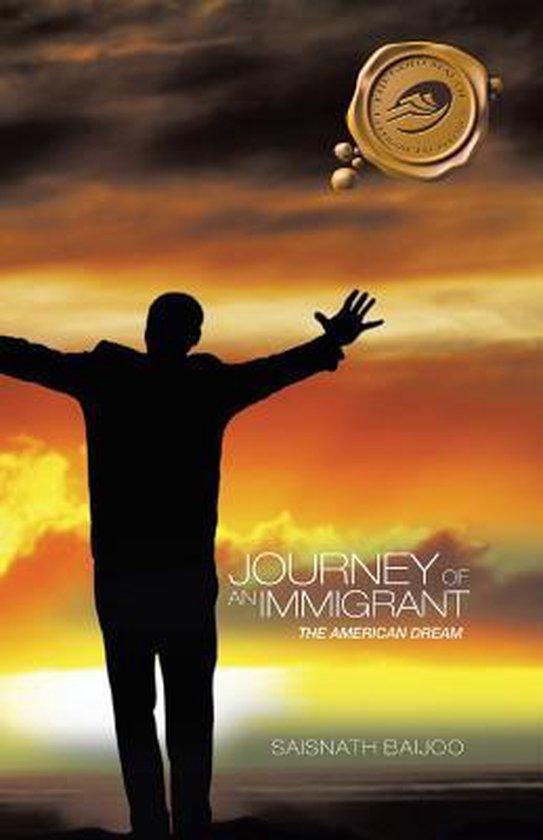 Boek cover Journey of an Immigrant van Saisnath Baijoo
