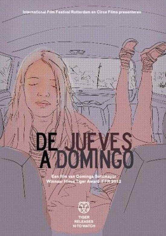 Cover van de film 'De Jueves A Dominga'