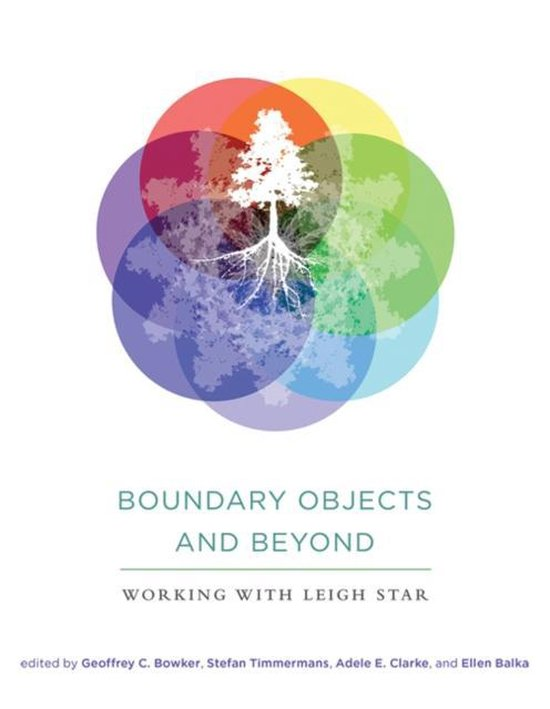 Boek cover Boundary Objects and Beyond van Susan Leigh Star (Paperback)