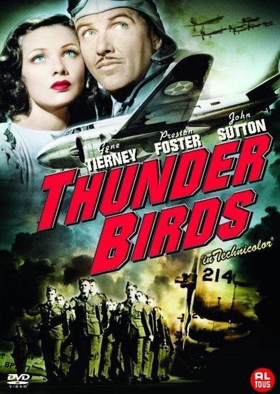 Cover van de film 'Thunder Birds'