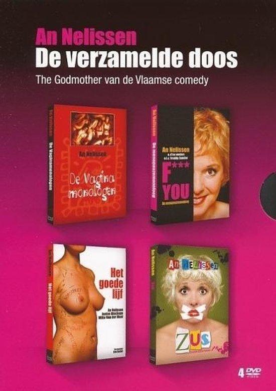 Cover van de film 'An Nelissen - De Verzamelde Doos'