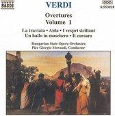 Verdi: Overtures Vol.1