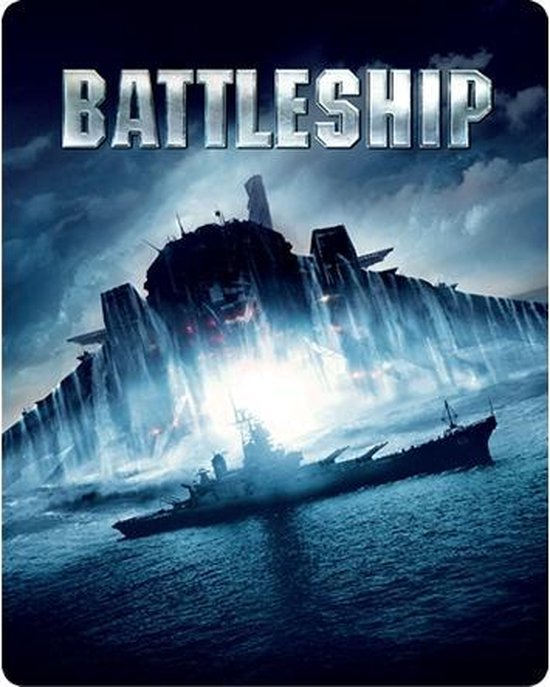 Cover van de film 'Battleship'
