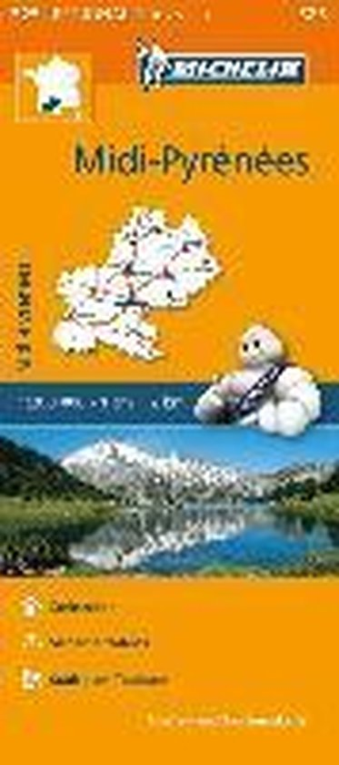 Michelin Midi-Pyrenees