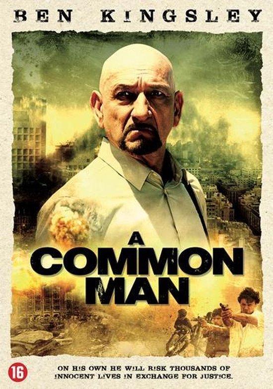 Cover van de film 'A Common Man'