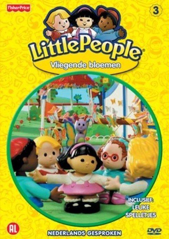 Little People - Vliegende Bloemen