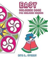 Easy Coloring Book for Children Series2