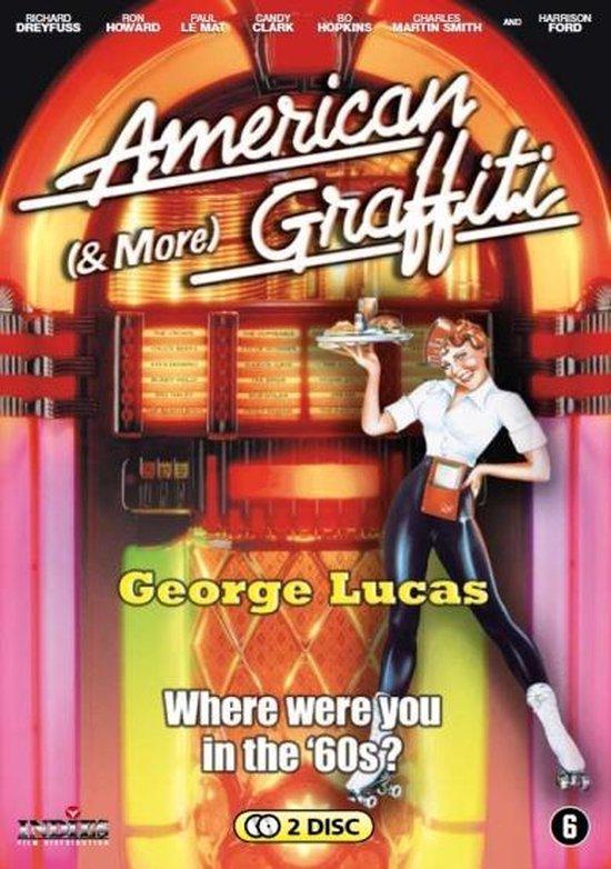 Cover van de film 'American graffiti & More American graffiti'