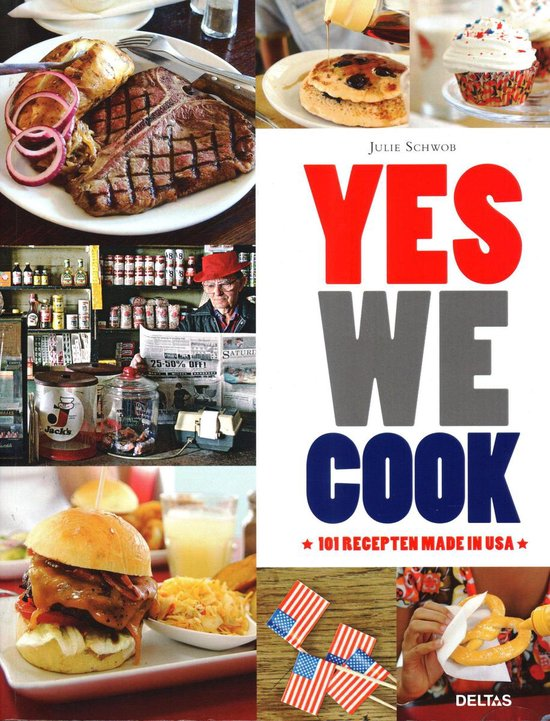 Yes we cook - Julie Schwob  