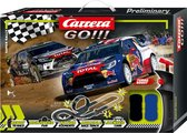 Carrera GO!!! Super Rally - Racebaan