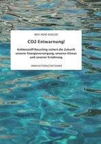 Boek cover CO2-Entwarnung! van Beat Rene Roggen252