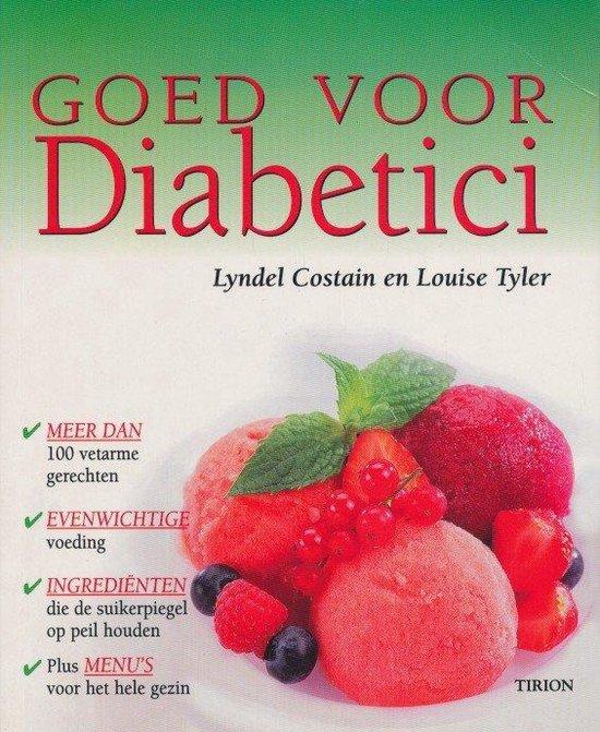 Goed Voor Diabetici - Louise Tyler |