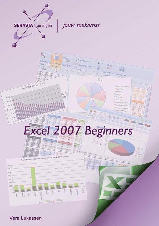 Excel 2007 Beginners - Vera Lukassen   Fthsonline.com