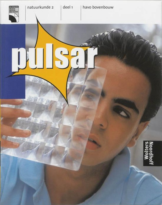 Pulsar-Natuurkunde 1 Havo bovenbouw Leerboek - T. van den Broeck pdf epub