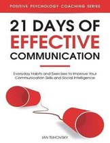 21 Days of Effective Communication