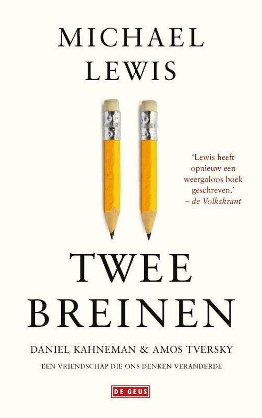 Twee breinen - Michael Lewis |