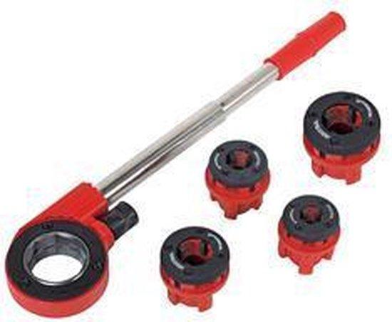 Handrateldraadsnijder Super-Cut Bspt R 1/2-1.1/4, ROT070669E