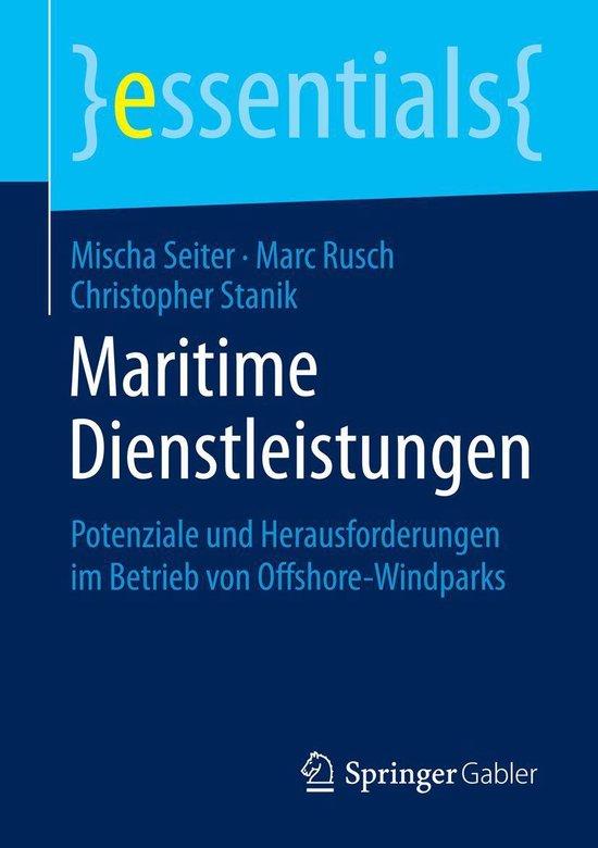 Maritime Dienstleistungen