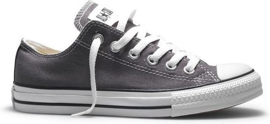 Converse All Star Sneakers Laag - Charcoal 81oMzH