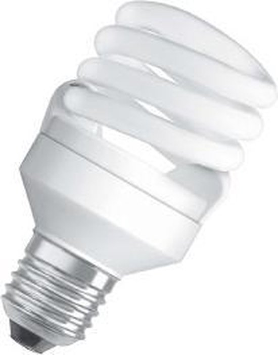 Osram Dulux Superstar Micro Twist 7W E14 A Warm wit fluorescente lamp