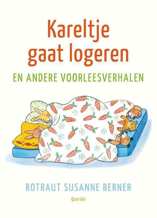 Kareltje gaat logeren - Rotraut Susanne Berner   Readingchampions.org.uk