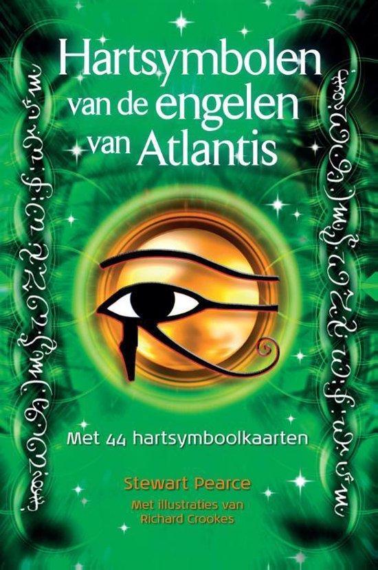Cover van het boek 'Hartsymbolen van de engelen van Atlantis' van Stewart Pearce