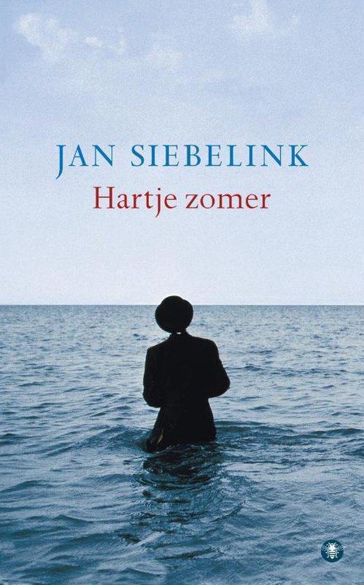Cover van het boek 'Hartje zomer'