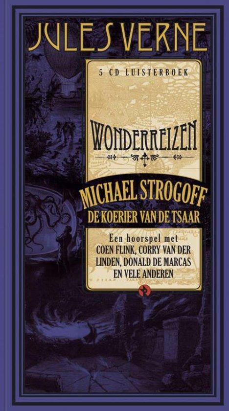 Michael Strogoff de koerier van de tsaar - 5cd luisterboek