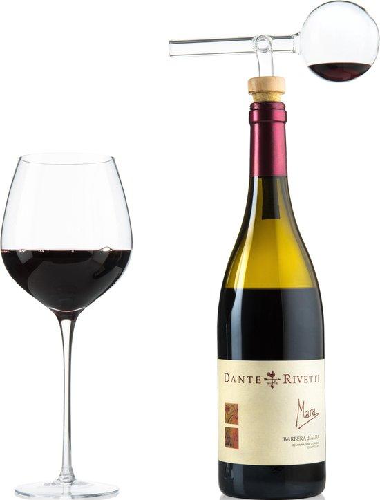 Vino Piu decanteerder / wijn beluchter - wijnaccessoire