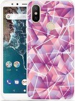 Xiaomi Mi A2 Hoesje Art Work