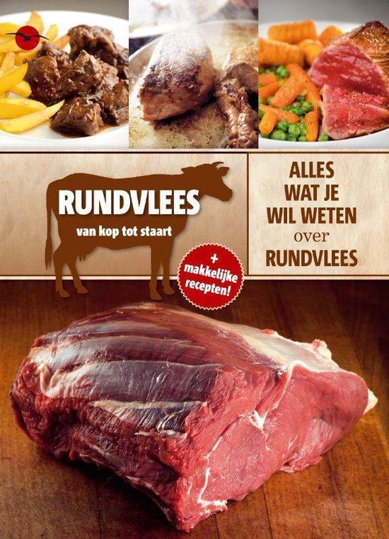 Rundvlees Van Kop Tot Staart - Katrien Steyaert |