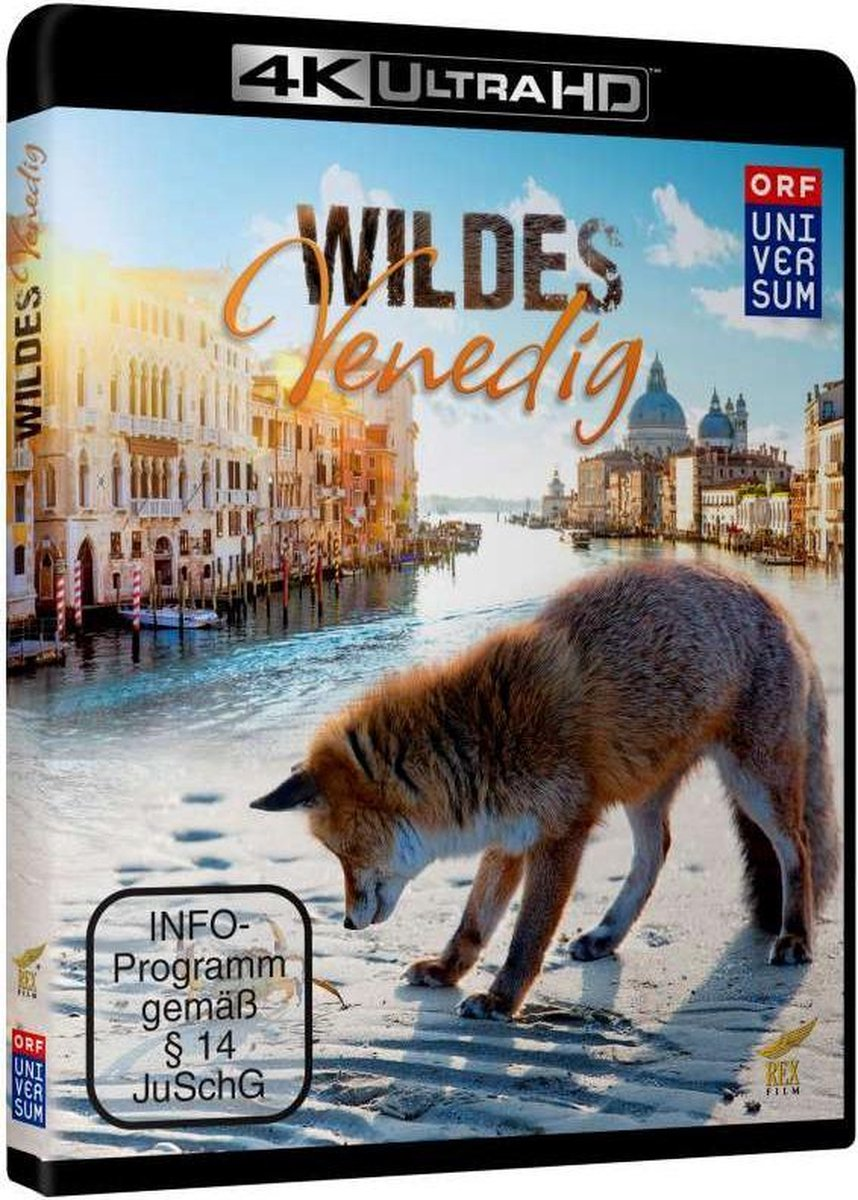 Wildes Venedig (Ultra HD Blu-ray)-